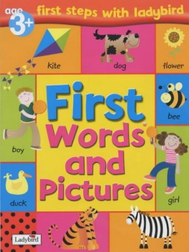 First Words And Pictures By Ladybird