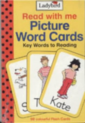 Read with Me! Picture Word Cards