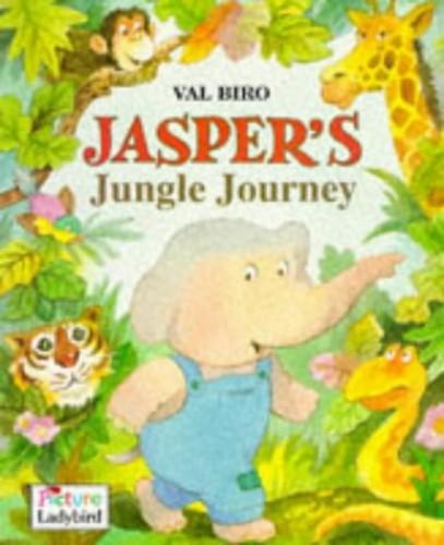 Jasper's Jungle Journey By Val Biro