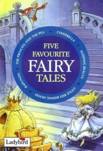 Five Favourite Fairy Tales By Illustrated by Peter Stevenson