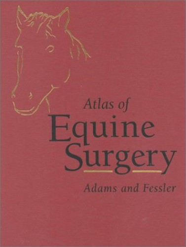 Atlas of Equine Surgery by Stephen B. Adams