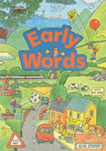 Early Words By Edited by Alasdair Anderson