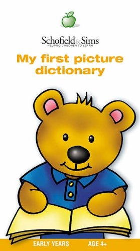 My First Picture Dictionary By Alasdair Anderson