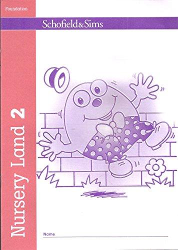 Nursery Land Book 2 By Sally Johnson