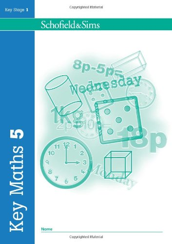 Key Maths Book 5 (of 5): Key Stage 1, Years 1 & 2 by Andrew Parker