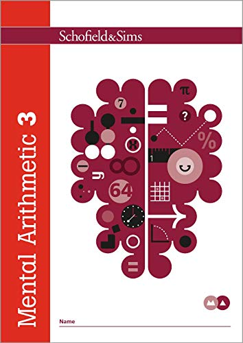Mental Arithmetic Book 3: Years 4-5, Ages 8-10 By T. R. Goddard