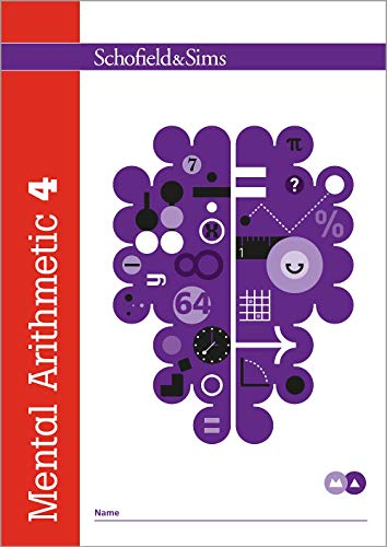 Mental Arithmetic Book 4: Year 5, Ages 9-10 By J. W. Adams