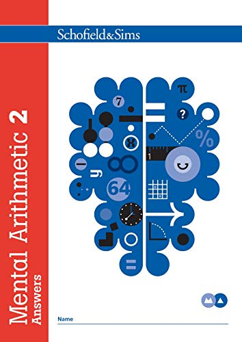 Mental Arithmetic 2 Answers By J. W. Adams