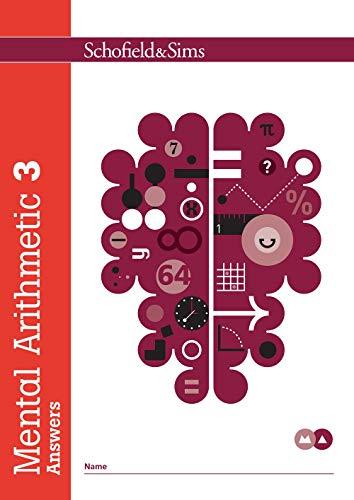Mental Arithmetic 3 Answers By J. W. Adams