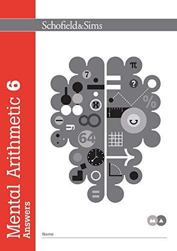 Mental Arithmetic 6 Answers By Lynn Spavin