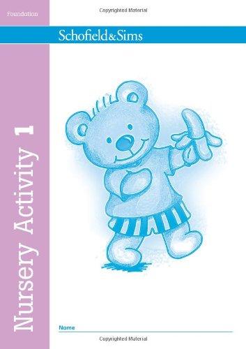 Nursery Activity: Book 1 by Kathryn Linaker