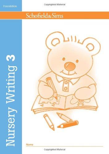 Nursery Writing Book 3 By Kathryn Linaker