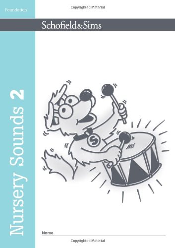 Nursery Sounds: Book 2 By Sally Johnson