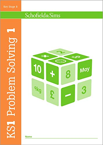 KS1 Problem Solving Book 1 von Anne Forster