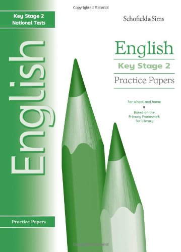 Key Stage 2 English Practice Papers By Carol Matchett