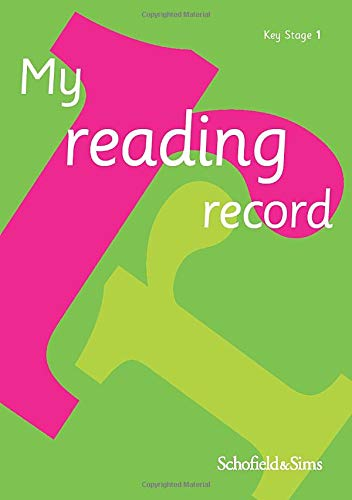 My Reading Record for Key Stage 1 By Katy Flint