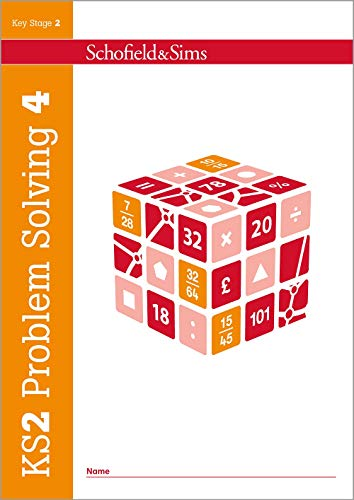 KS2 Problem Solving Book 4 by Ann Montague-Smith