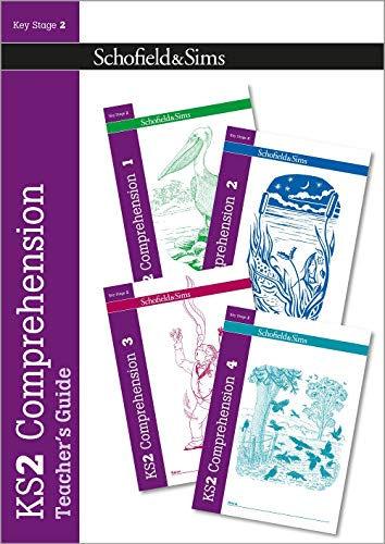 KS2 Comprehension Teacher's Guide: Years 3-6, Ages 7-11 (for the new National Curriculum) By Celia Warren