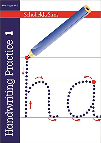 Handwriting Practice Book 1: KS1, Ages 5-7 By Carol Matchett