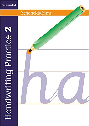 Handwriting Practice Book 2: KS2, Ages 7-11 by Carol Matchett