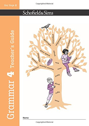 Grammar and Punctuation Book 4 Teacher's Guide: Year 4, Ages 8-9 By Carol Matchett