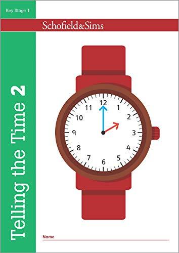 Telling the Time Book 2 (KS1 Maths, Ages 6-7) von Christine Schofield