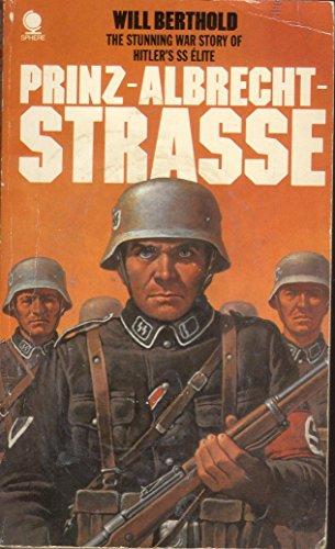 Prinz-Albrecht-Strasse By Will Berthold