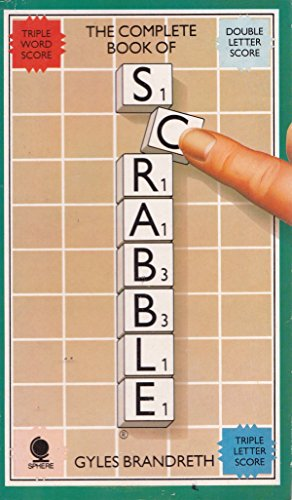 Complete Book Of Scrabble By Gyles Brandreth