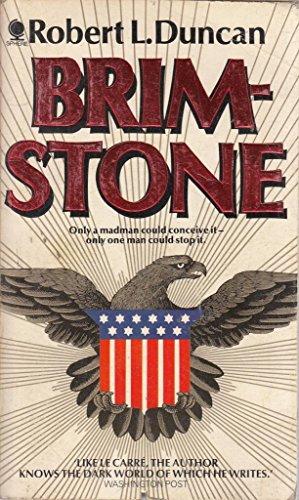 Brimstone By Robert L. Duncan