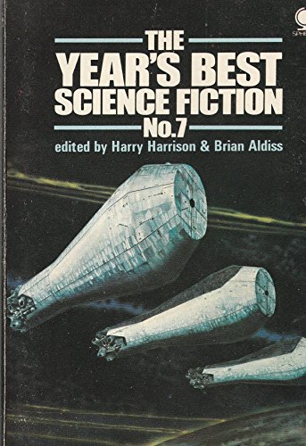 The Year's Best Science Fiction By Harry Harrison