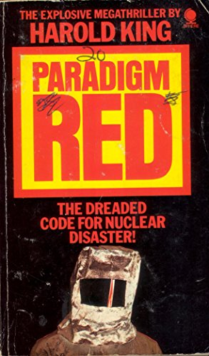 Paradigm Red By Harold King