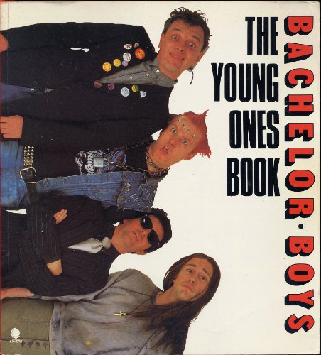 Bachelor Boys: The Young Ones Book By Rik Mayall