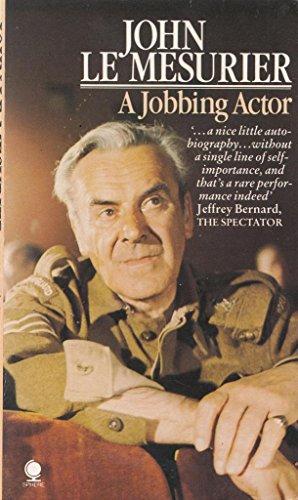 A Jobbing Actor By John Lemesurier