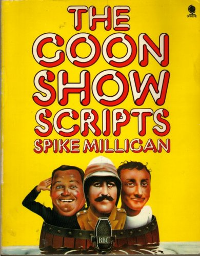 Goon Show Scripts by Spike Milligan
