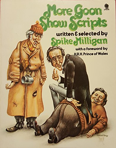 More Goon Show scripts By Spike Milligan