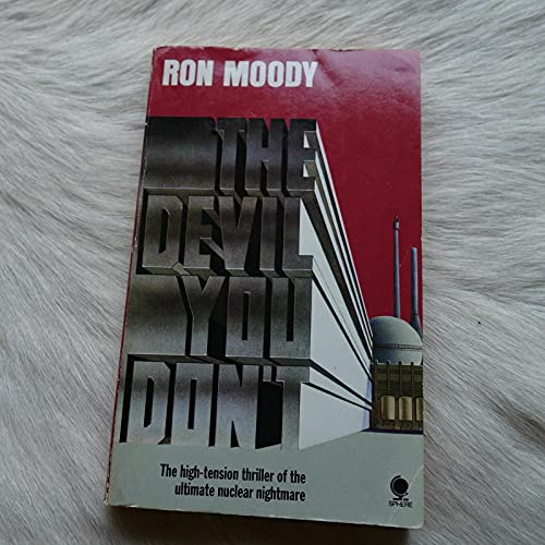 Devil You Don't By Ron Moody