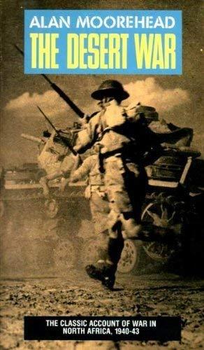 Desert War By Alan Moorehead