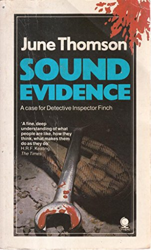 Sound Evidence By June Thomson