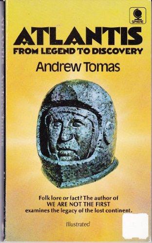 Atlantis By Andrew Tomas