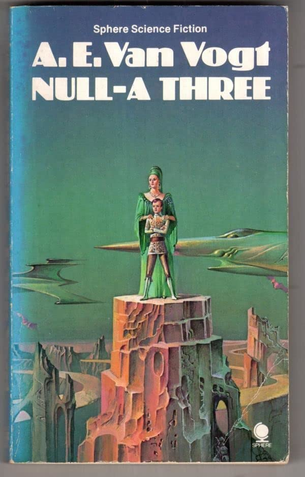 Null-A Three By A. E. van Vogt