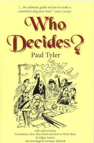 Who decides? by Norman Thelwell