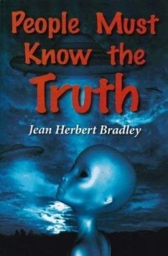 People Must Know The Truth By Jean Herbert Bradley