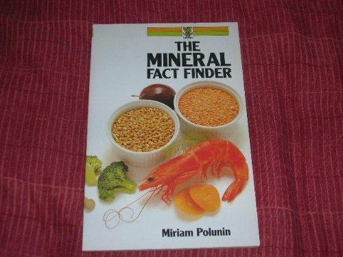 Minerals By Miriam Polunin