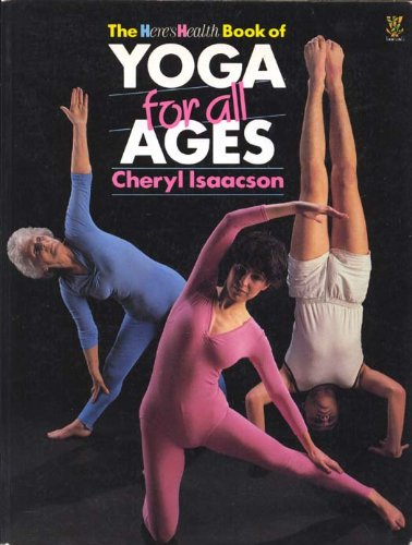 """""""Here's Health"""" Book of Yoga for All Ages By Cheryl Isaacson"""
