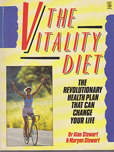 The Vitality Diet By Alan Stewart