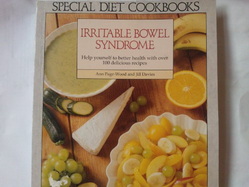 Irritable Bowel Syndrome: Special Diet Cook Book by Jill Davies