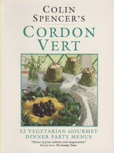 Cordon Vert By Colin Spencer