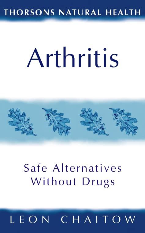 Arthritis By Leon Chaitow