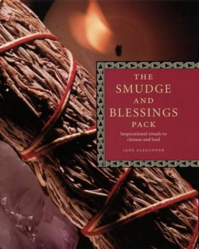 The Smudge and Blessings Pack By Jane Alexander