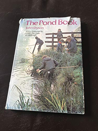Pond Book By John Dyson